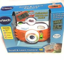 VTech Scroll and Learn Camera Kids Toy Multi Colored