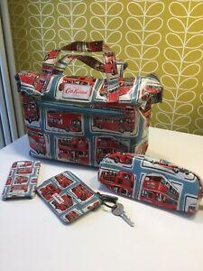 Cath Kidston London Bus Bag & Accessories