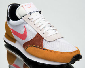 Nike Daybreak-Type Men's White Red Brown Low Casual Lifestyle Sneakers Shoes