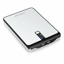 Poweradd 23000mAh Power Bank 4.5A DC Output External Battery with LCD Display