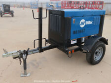 New listing 2017 Miller Big Blue 400 Pro Towable S/A Welder Generator Kubota Diesel bidadoo