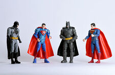 "Batman VS Superman Action Figures Dawn of Justice 4x 5"" Superhero Set Toys mini"