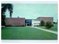 1968 Hazzard Library, Albany State College, Albany, NY Postcard