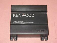 Kenwood KNA-G510 Remote-Mount Navigation for Kenwood Multimedia Head Units