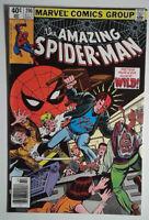 The Amazing Spider-Man #206 (1980) Marvel 7.5 VF- Comic Book