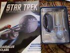 Star Trek Eaglemoss Issue 100 USS Constitution model with Magazine
