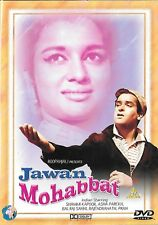 JAWAN MOHABBAT - SHAMMI KAPOOR, ASHA PAREKH - NEW BOLLYWOOD DVD - ENGLISH SUBS