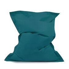 GIANT Bean Bag Floor Cushion OUTDOOR INDOOR Furniture Garden Seat Large Beanbag