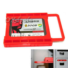 "1pcs Práctica 2.5 ""a 3.5"" Adaptador SSD / HDD Kit de montaje Muelle Soporte"