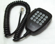 HM-118TN DTMF mic for ICOM IC-2720H IC-2200H IC-208H Two Way Radio