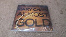 THE JESUS AND MARY CHAIN - ALMOST GOLD (CD single)