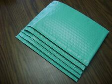 100 Teal 4 x 8 Color Bubble Mailer Self Seal Envelope Padded Mailer
