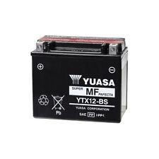 Yuasa Moto Batterie YTX12-BS Kymco Maxxer 300