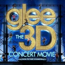 Glee: The 3D Concert Movie by Glee (CD, Aug-2011, Cracked Case