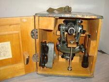 Vintage Optical Theodolite 1 Ussr Russia Transit Survey Level 1955not Used