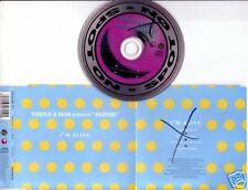 Stretch & Vern  I'm Alive MIXS FRANCE CD FATBOY SLIM 96
