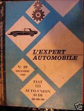 RTA EXPERT AUTOMOBILE FIAT 125