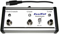 KoolKat's 3 Button Footswitch for Peavey 3120 Head