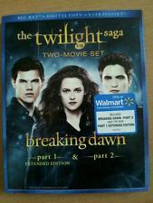 Twilight Breaking Dawn Part 1 Extended 2 Blu ray Digital UltraViolet Walmart