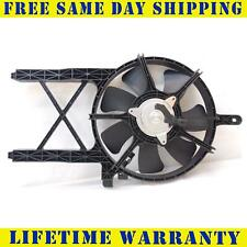 AC Condenser Fan Assembly For Nissan Frontier Pathfinder TYC611260