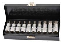 """Steckschlüssel Imbus 1/2"""" Steckschlüsselsatz Sechskanten Werkzeug Imbusschlüssel"""