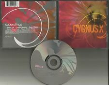 Matthias Hoffmann CYGNUS X Superstrings REMIXES & DUB & EDIT USA Limit CD Single