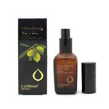 50ML Moisturizing Moroccan Argan Hair Oil Macadamia Nut Oil Liquid Hair Beauty