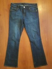 KUT from the Kloth Dark Wash Jeans size 8 x 30 Boot cut Stretch