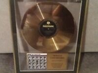 Beatles Gold Disc Hard Days Night
