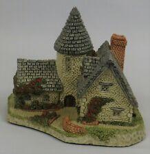 """Vintage 1985 David Winter Cottages """"Vicarage"""" Original Box & Coa * Minty!"""