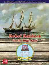 Rebel Raiders on the High Seas, NEW