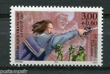 FRANCE - 1997, timbre 3119, PERSONNAGES CELEBRES CAPITAN FRACASSE neuf**, VF MNH
