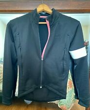 Rapha Cycling Winter Jersey Small Black
