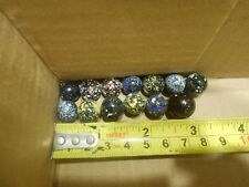 Marbles Glass Balls Collector Penguin Jupiter Style Collector Toy Klicker Murmel