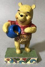 Enesco Walt Disney Showcase Collection Winnie The Pooh Hunny Of A Bear Figurine