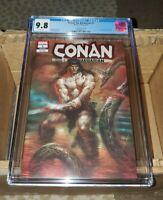 Conan the Barbarian #1 CGC 9.8 Parrillo  Trade Dress Variant