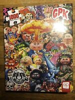 35th Anniversary Garbage Pail Kids 1000 Piece Jigsaw Puzzle NEW UNOPENED