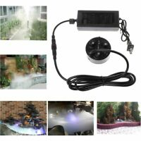 Ultrasonic humidifier mist maker nebulizer water fountain pond atomizer head FL