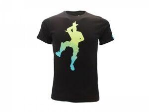 FORTNITE T-Shirt Maglietta LOSER The L Dance originale ologramma 6/8 anni