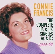 Connie Francis - Francis Connie-Complete Us [New CD]