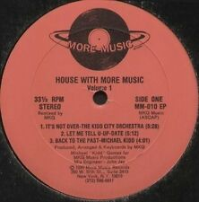 KIDD CITY ORCHESTRA / UP-DATE / Michael Gomez - House With More Music - Volume 1
