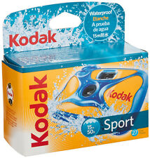 Kodak Sports Waterproof Camera 27exp