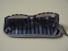 Giftcraft GALLERY STRIPED 1.50 SUN READERS WITH CASE