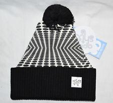 New Ape Sht Horizon Digi Beanie Bobble Hat Made in UK