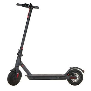 350W ~400W Electric Foldable Scooter, 15.8 Miles Range, Cruise Control