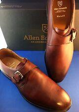 Allen Edmonds Warwick Monk Strap 5751 Oxblood Dress US 11 D Men's Shoes $395