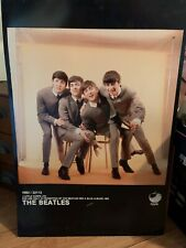 THE BEATLES RARE APPLE RECORDS STAND UP CARDBOARD PROMO DISPLAY POSTER 1993