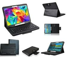 Bluetooth Keyboard + Case Stand For Samsung Galaxy Tab 4 S 7.0/10.1 Tablet Gift