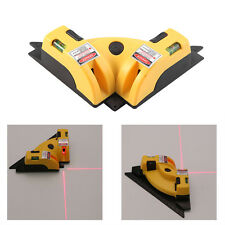 Right Angle 90° Vertical Horizontal Laser Line Square Level For Carpentry Floor