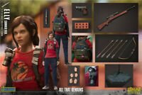 1/12 Scale LIMTOYS LMN005 The Last of Us Elly Action figure Doll Toy